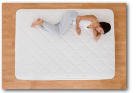 Aquarius Waterbed